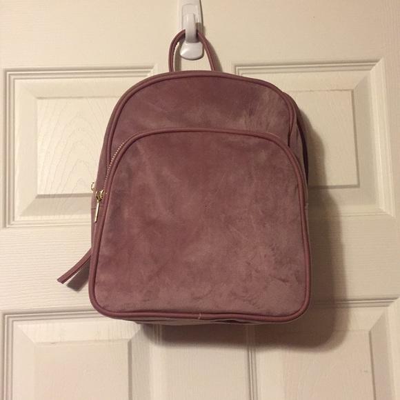 c3766db6d1f3 Velvet Mini Backpack